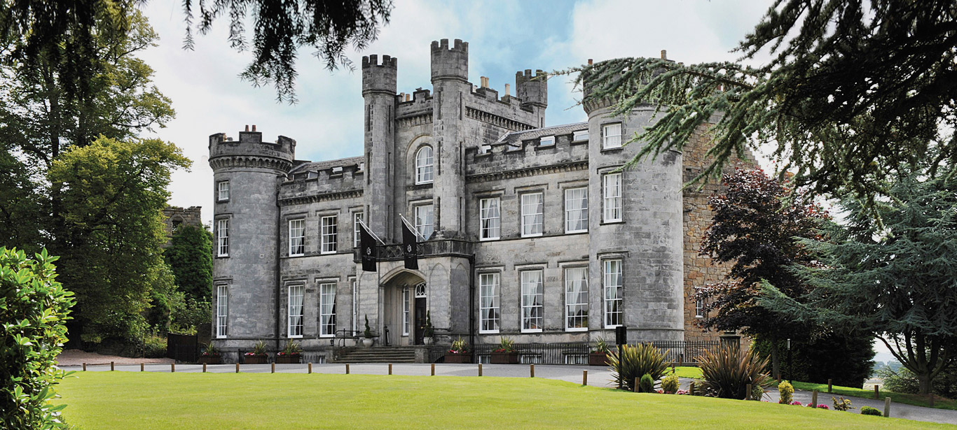 Welcome To Airth Castle Hotel And Spa